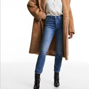 Aritzia Denim Forum Ex Boyfriend Jeans